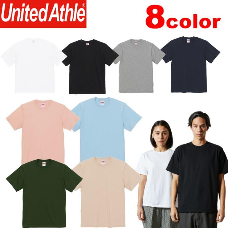 ユナイテッドアスレ5 0オンスユニバーサルフィットTシャツ8カラー XXXLまで   COMPLETE   詳細画像1