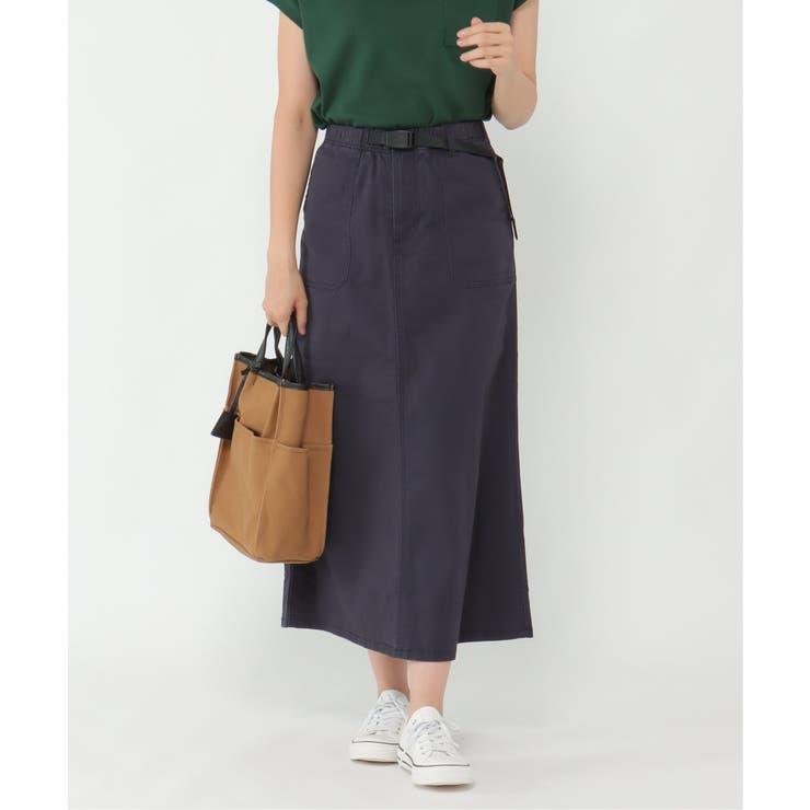 GRAMICCI グラミチ ベーカースカート | ikka  | 詳細画像1