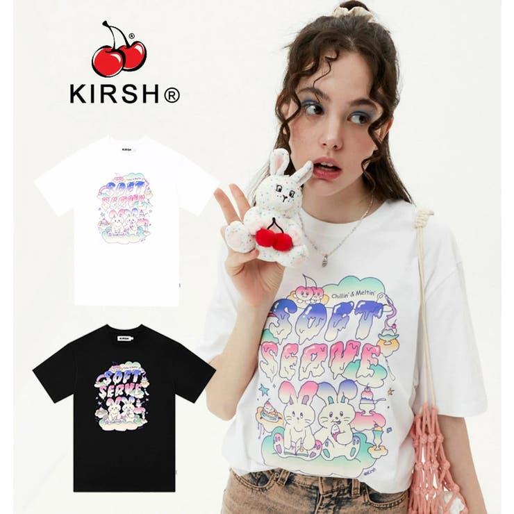 KIRSHのトップス/Tシャツ   詳細画像