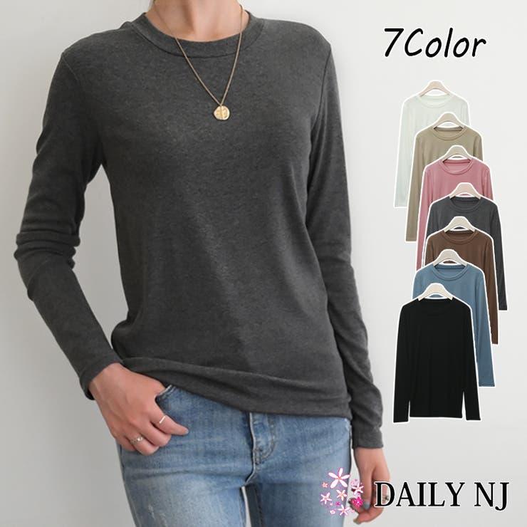 新作 Tシャツ トップス   DAILY NJ   詳細画像1