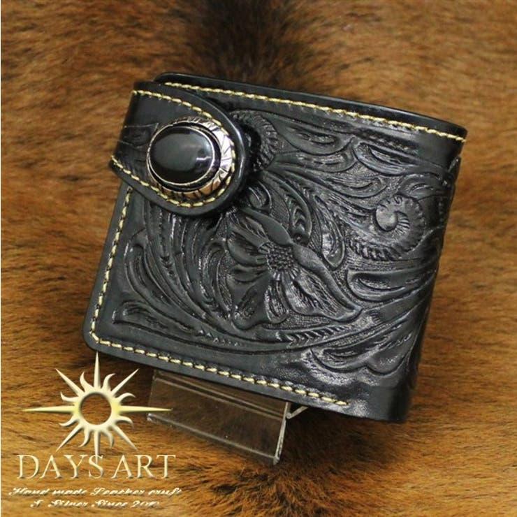 ■lw010-bk■2つ折り財布 メンズ 本革 レザー カービング レザーウォレット ショートウォレット 牛革