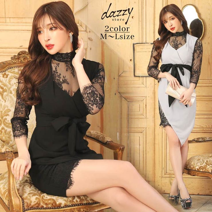 Dazzyのワンピース・ドレス/ドレス   詳細画像