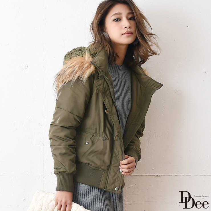 [中綿入り]N-2Bミリタリーブルゾンミリタリーブルゾン アウター コート ジャケット ファー フード付き オーバーサイズ 秋冬 人気おすすめ 寒さ対策 防寒対策 黒 レディース