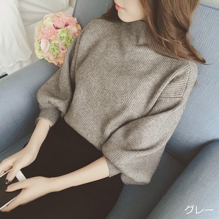 ★トレンドファッション♪ドルマン袖ハイネックセーター★2016秋冬新作 韓国ファッション