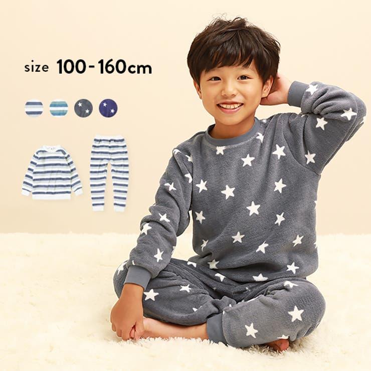 ボーイズ フリースルームウェア 子供服 キッズ 男の子 ルームウェア パジャマ | devirock | 詳細画像1