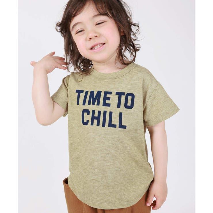 シンプルロゴTシャツ   DILash BABY & KIDS SHOP   詳細画像1