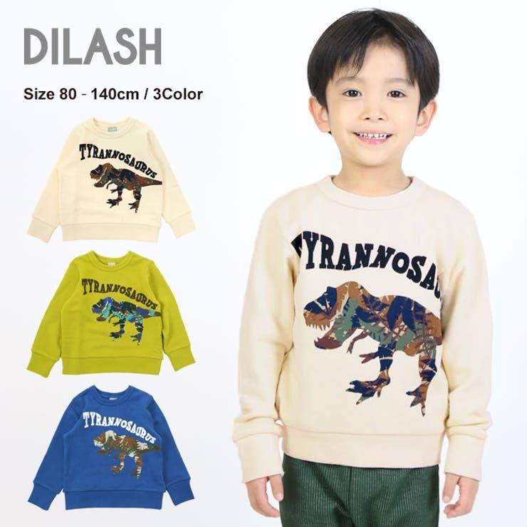 恐竜トレーナー   詳細画像