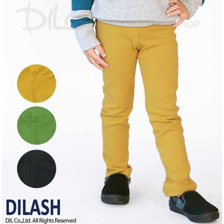 ミラノリブレギンス/DILASH(ディラッシュ)秋 ベビー キッズ 男の子