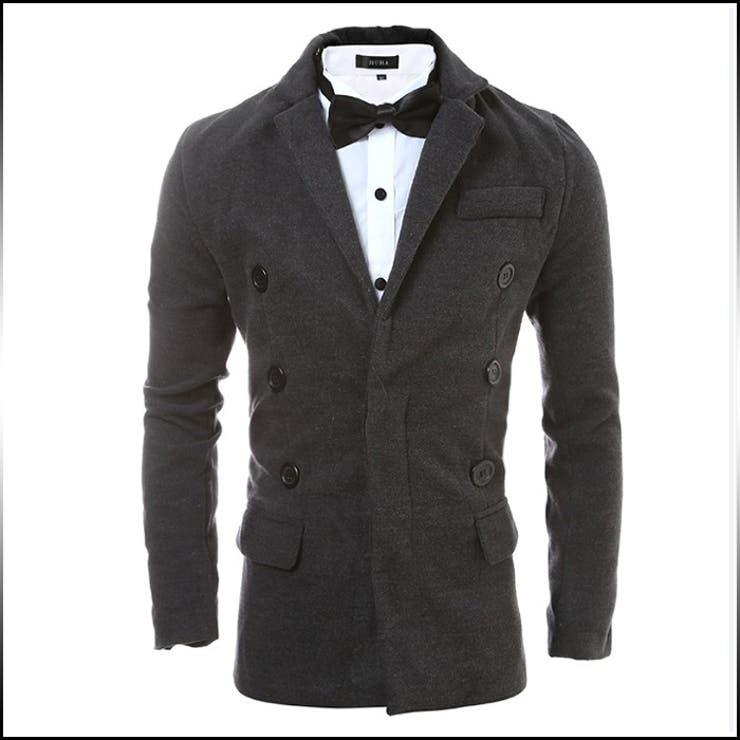 アウター メンズ コート ジャケット テーラード シンプル 無地 カジュアル メンズファッション