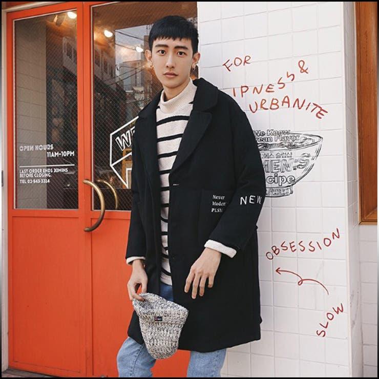 チェスターコート メンズ アウター シンプル 無地 羽織 ドロップショルダー きれいめ ビジネス 通勤 通学 黒メンズファッションコート チェスターフィールド 紳士服