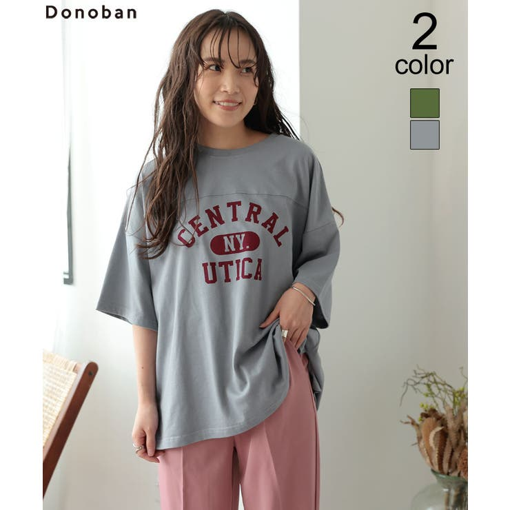tシャツ レディース トップス | DONOBAN | 詳細画像1