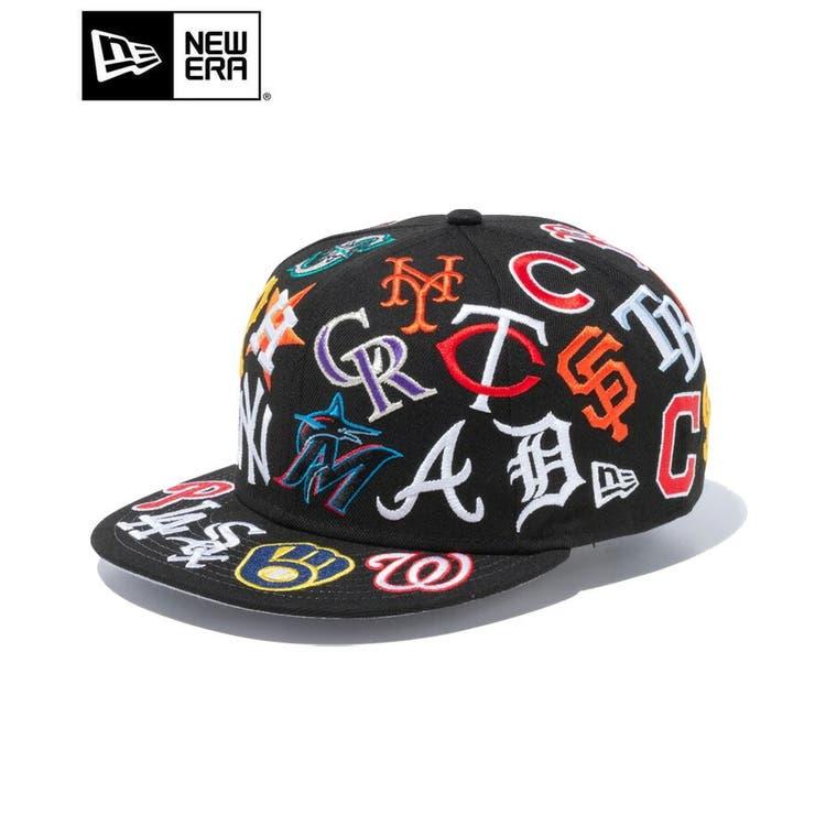 9FIFTY チームロゴオールオーバー MLB | stylise | 詳細画像1