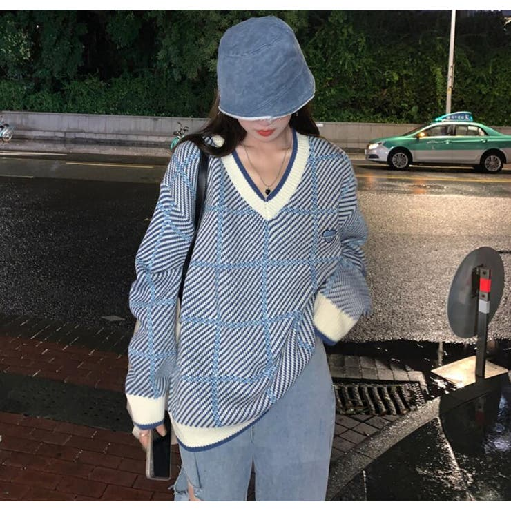 【Doula Doula】ニット・セーター【2021秋冬商品】 | Doula Doula | 詳細画像1