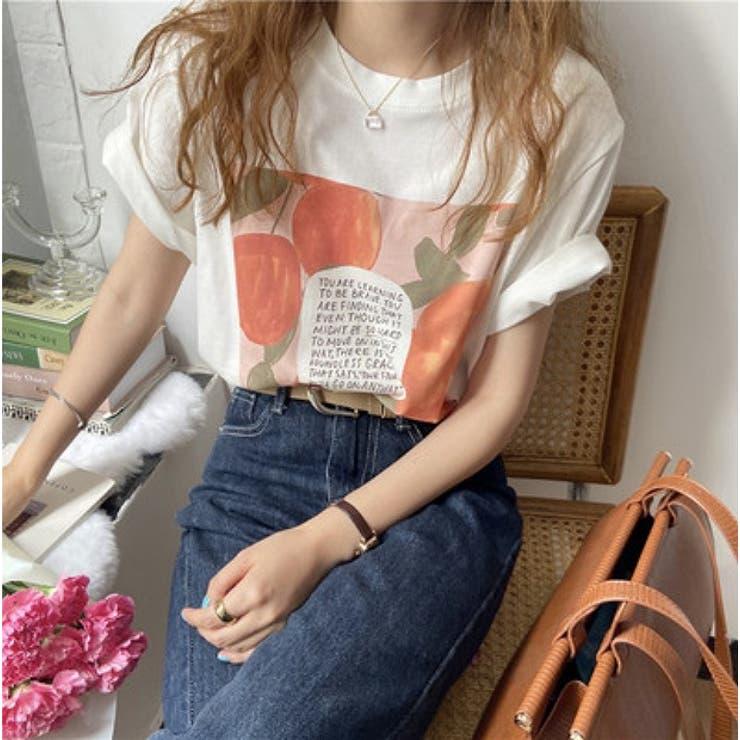 【Doula Doula】ロゴTシャツ【2021春夏商品】   Doula Doula   詳細画像1