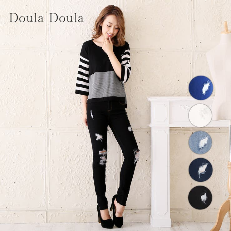 Doula Doulaのパンツ・ズボン/デニムパンツ・ジーンズ   詳細画像