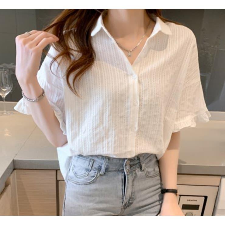 【Doula Doula】半そでシャツ【2021春夏商品】   Doula Doula   詳細画像1