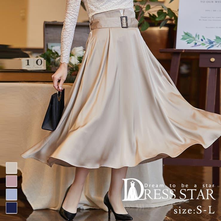 DRESS SCENEのスカート/ひざ丈スカート | 詳細画像