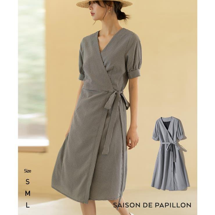 SAISON DE PAPILLON のワンピース・ドレス/ワンピース   詳細画像