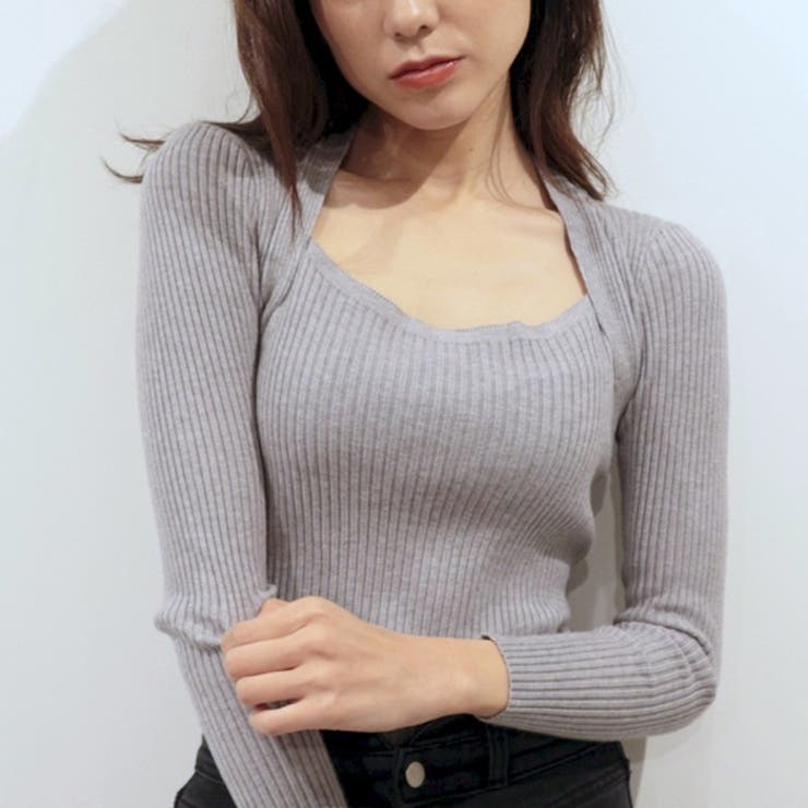 AMBIENTのトップス/ニット・セーター   詳細画像