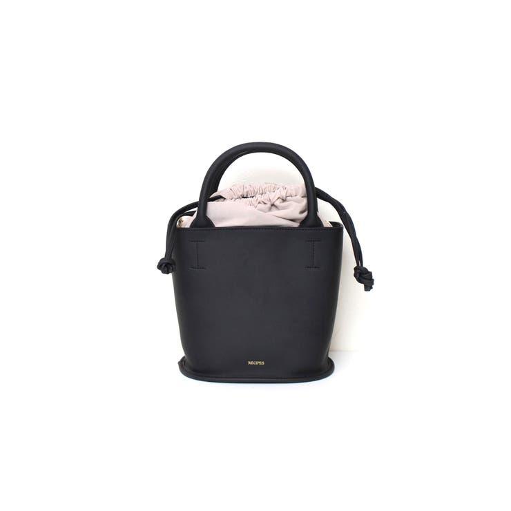 RECIPESのバッグ・鞄/ハンドバッグ   詳細画像