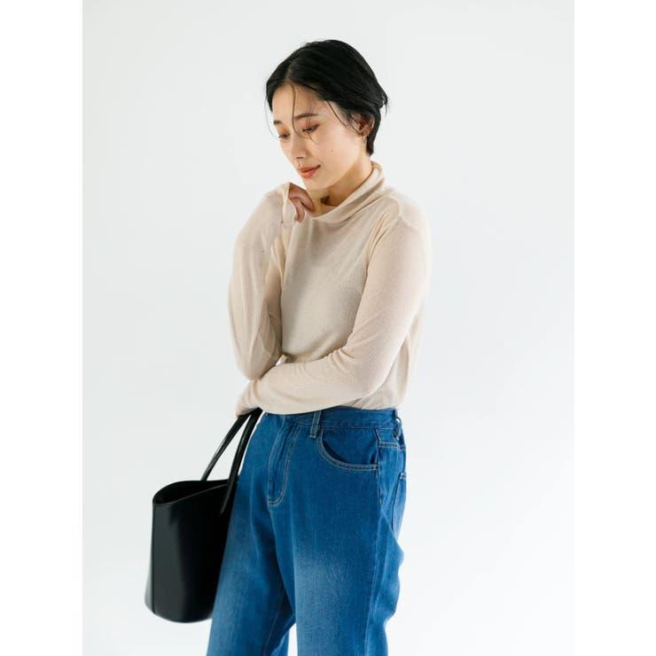 koeのトップス/ニット・セーター   詳細画像