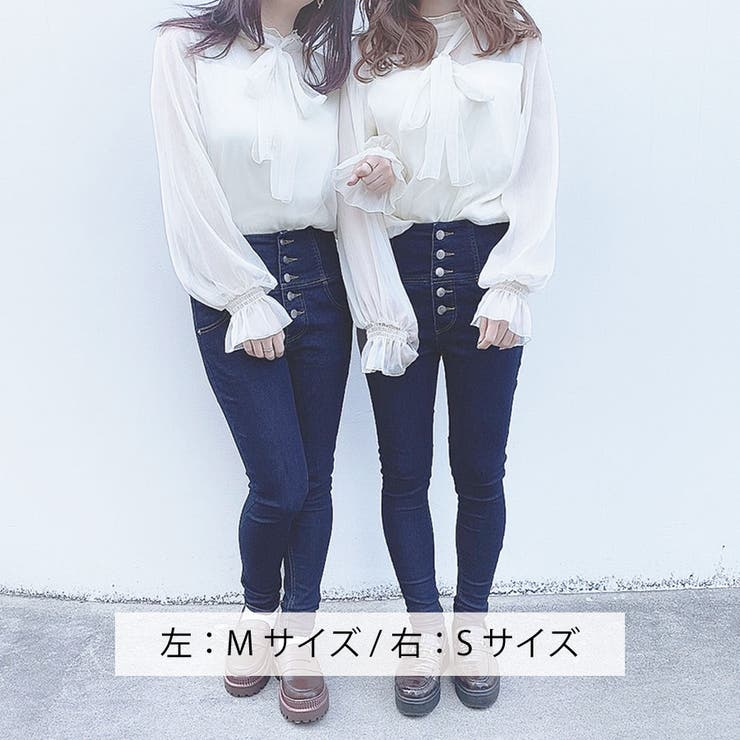 pairpair【WOMEN】のパンツ・ズボン/デニムパンツ・ジーンズ | 詳細画像