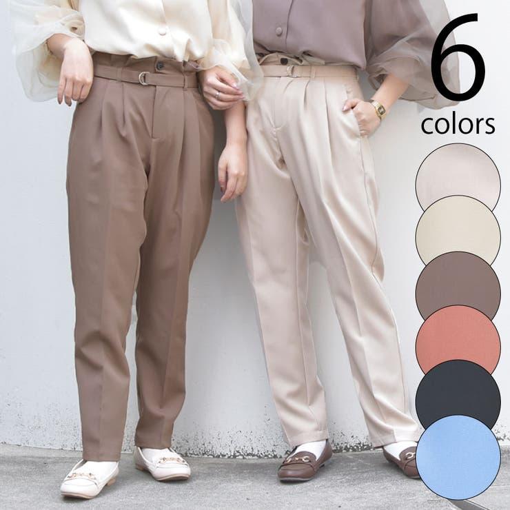 pairpair【WOMEN】のパンツ・ズボン/テーパードパンツ | 詳細画像