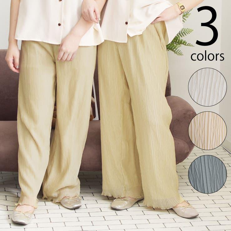 pairpair【WOMEN】のパンツ・ズボン/ワイドパンツ | 詳細画像