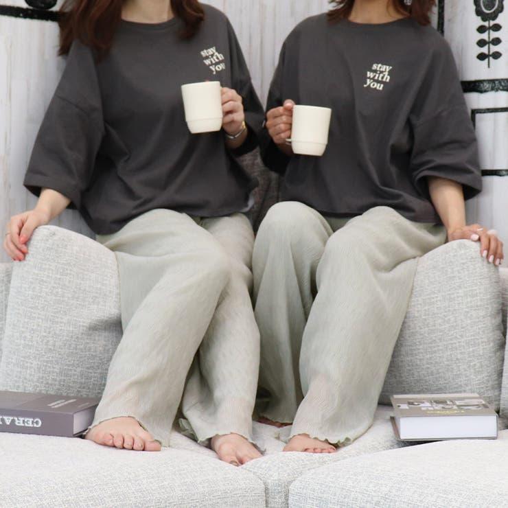 pairpair【WOMEN】のパンツ・ズボン/ワイドパンツ   詳細画像