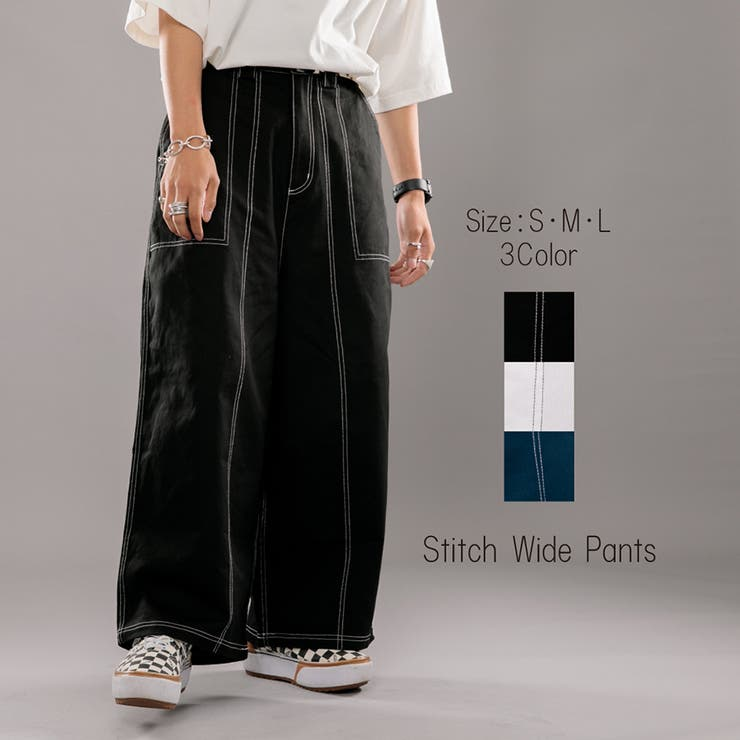 kutirのパンツ・ズボン/ワイドパンツ | 詳細画像