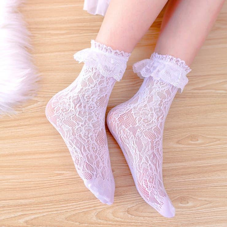 【Girly Doll】靴下・ソックス【2021春夏商品】【韓国ファッション】 | Girly Doll | 詳細画像1