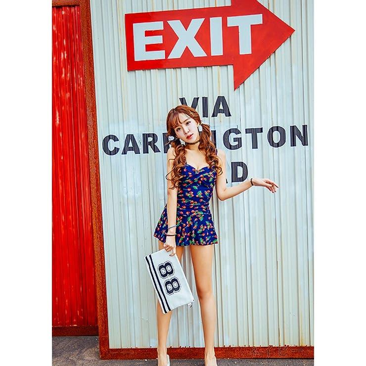 【Girly Doll】水着◇tb3645ic-6gd【2016春夏商品】 卒業旅行