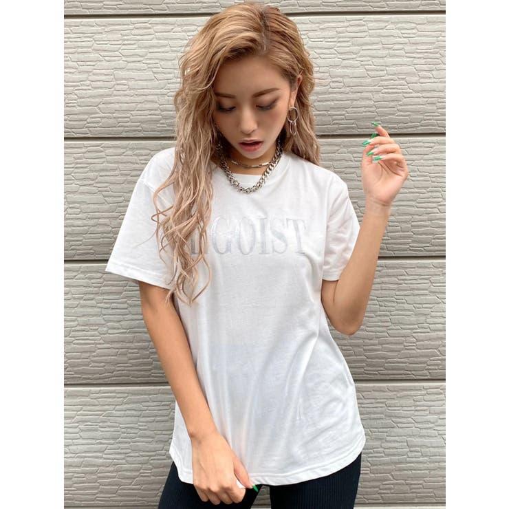 EGOISTロゴTシャツ   EGOIST   詳細画像1