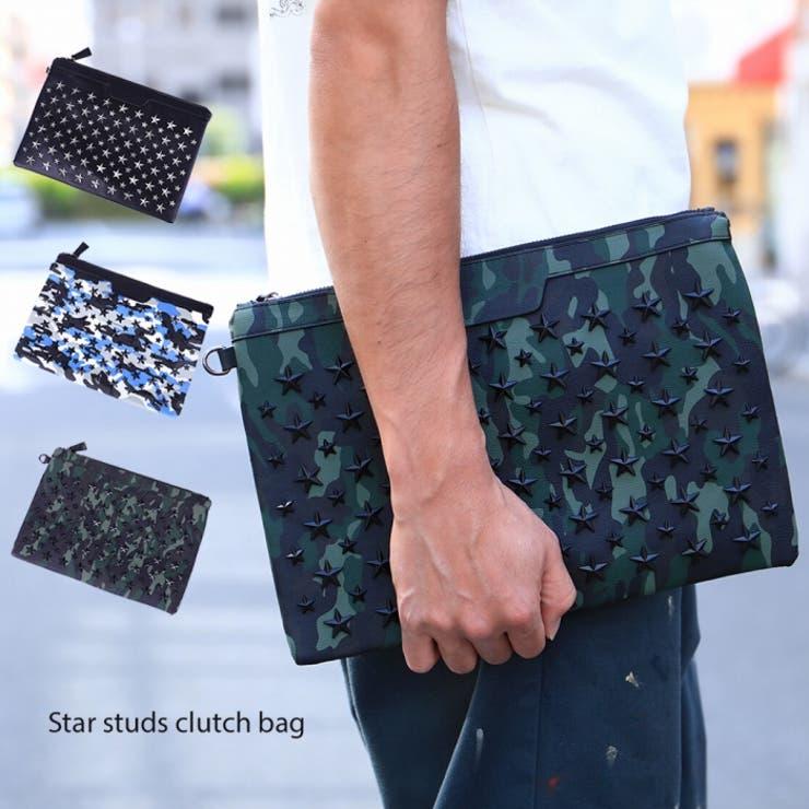 ELLE VOLAGE【MEN】のバッグ・鞄/クラッチバッグ | 詳細画像