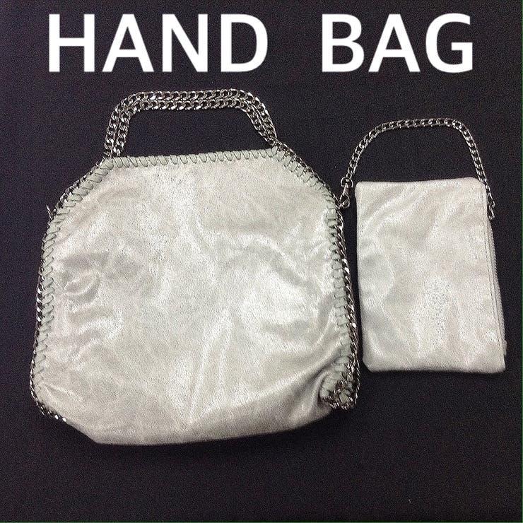 ELLE VOLAGEのバッグ・鞄/ハンドバッグ   詳細画像