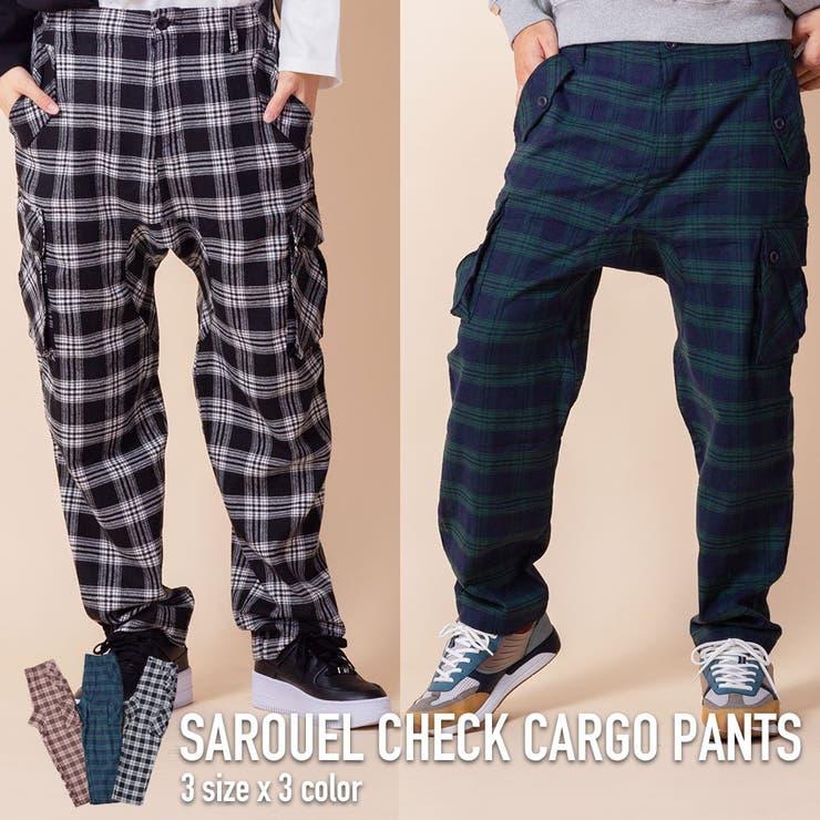 ENJOUEMENのパンツ・ズボン/サルエルパンツ | 詳細画像