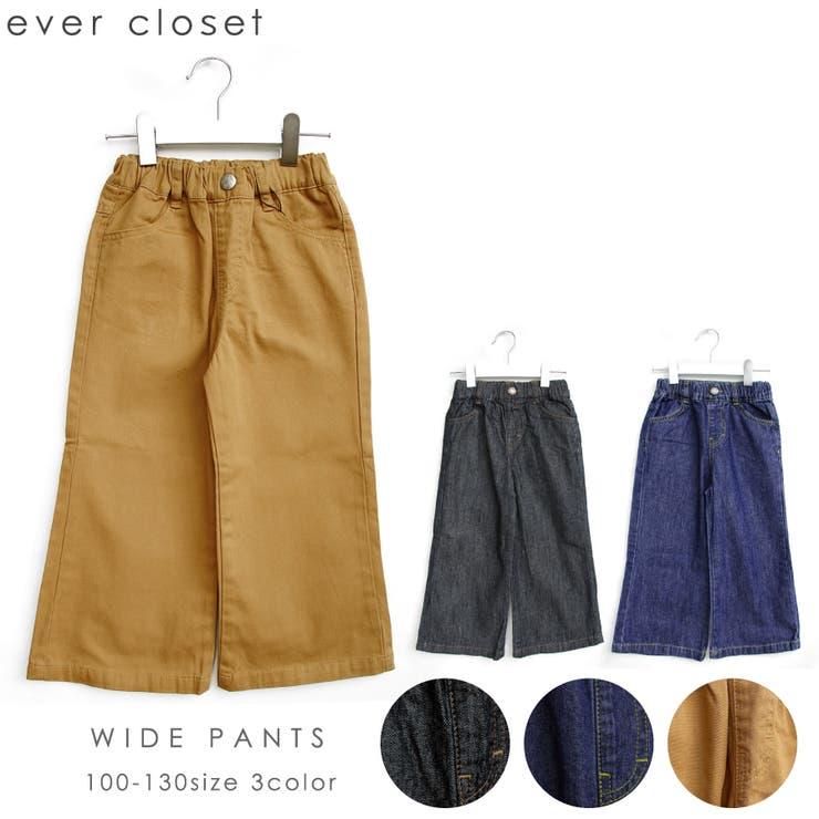 ever closetのパンツ・ズボン/デニムパンツ・ジーンズ   詳細画像