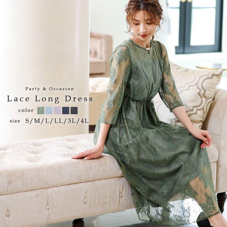 パーティードレス ドレス ワンピース   Fashion Letter   詳細画像1