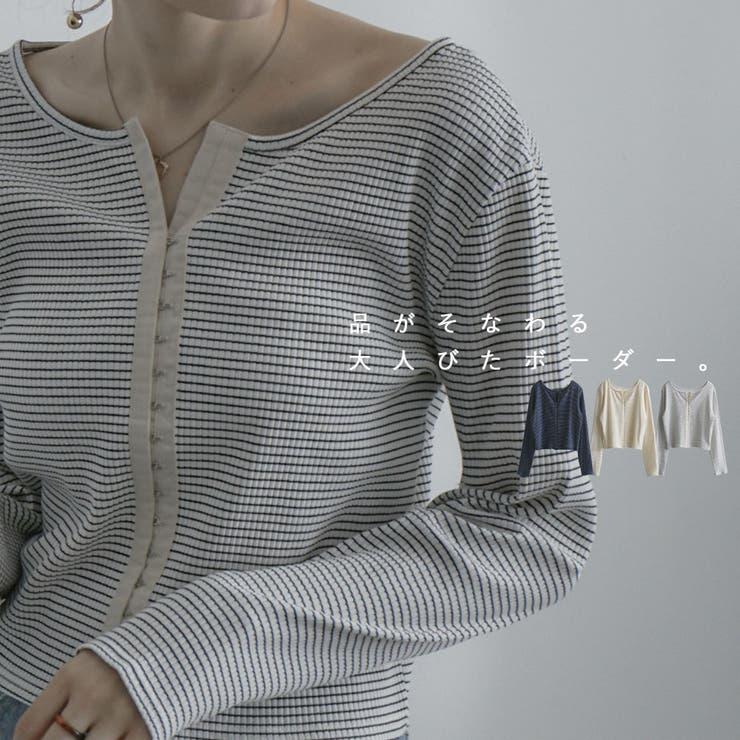 Fashion Letterのトップス/カーディガン   詳細画像