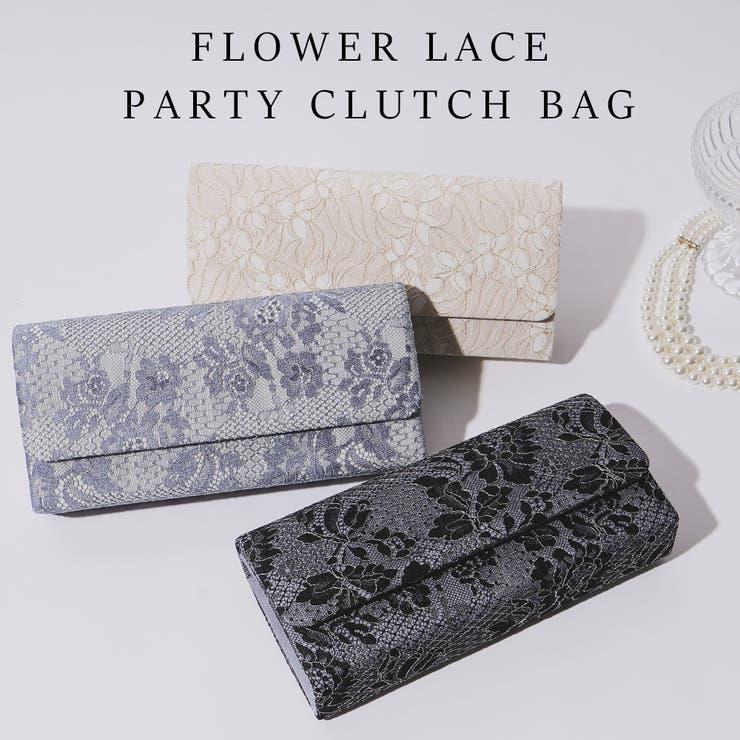 パーティー クラッチ パーティーバッグ | Fashion Letter | 詳細画像1