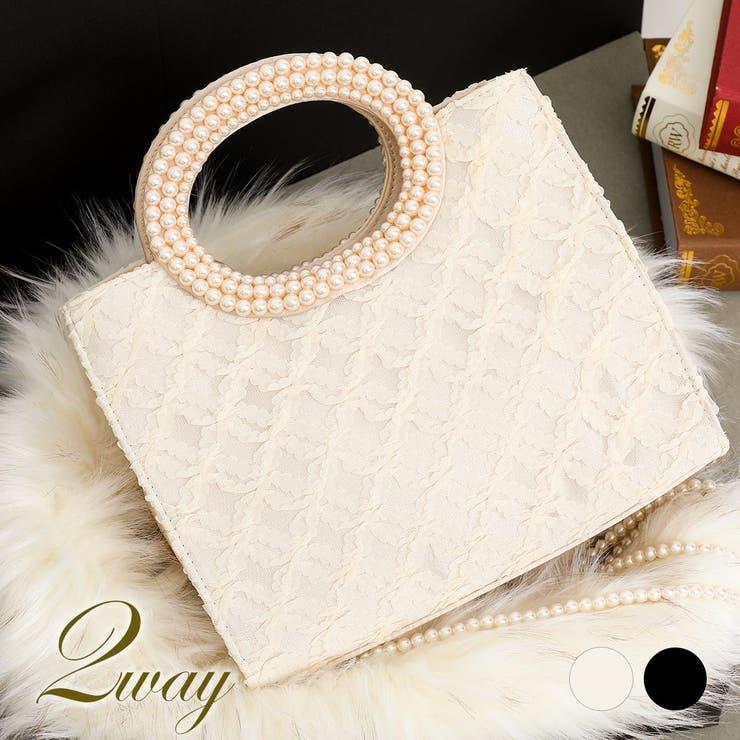 パーティーバッグ 2way ハンドバッグ | Fashion Letter | 詳細画像1