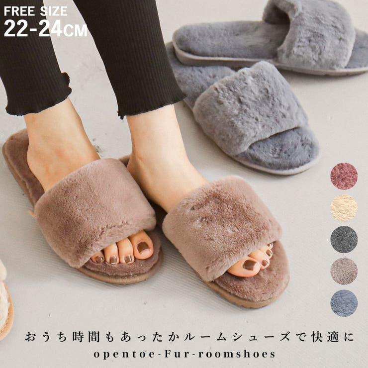 Fashion Letterのシューズ・靴/フラットシューズ   詳細画像