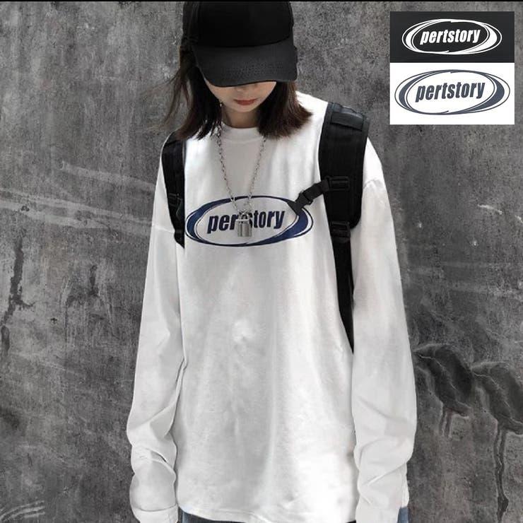 ロゴプリント Tシャツ トップス   Felt Maglietta   詳細画像1