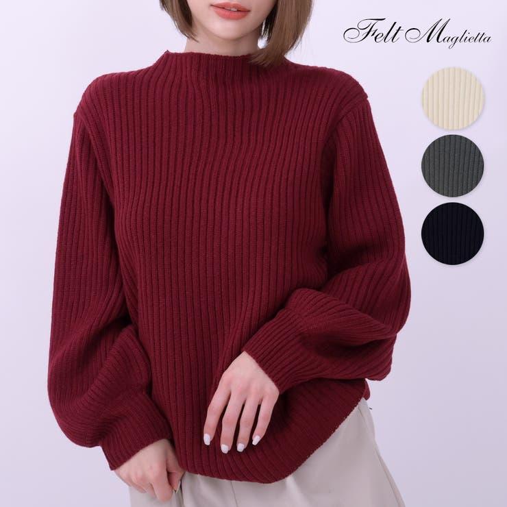 Felt Magliettaのトップス/ニット・セーター   詳細画像