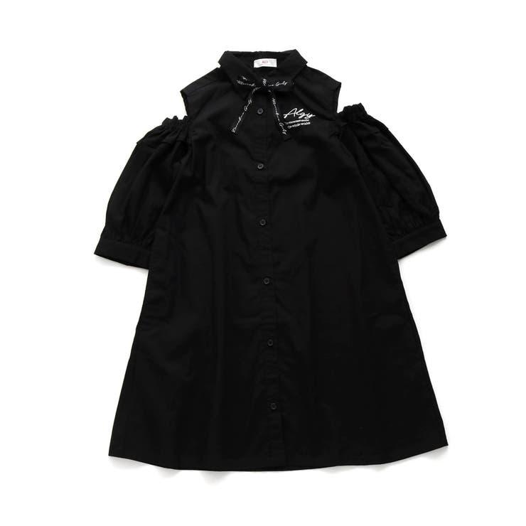 りぼんタイシャツワンピ | F.O.Online Store | 詳細画像1