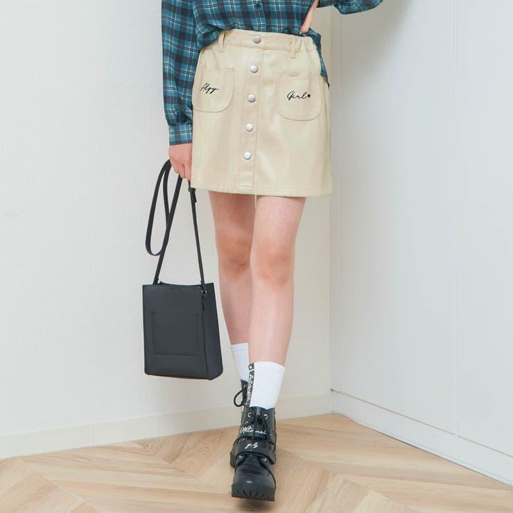 前ポケ台形スカパン   F.O.Online Store   詳細画像1