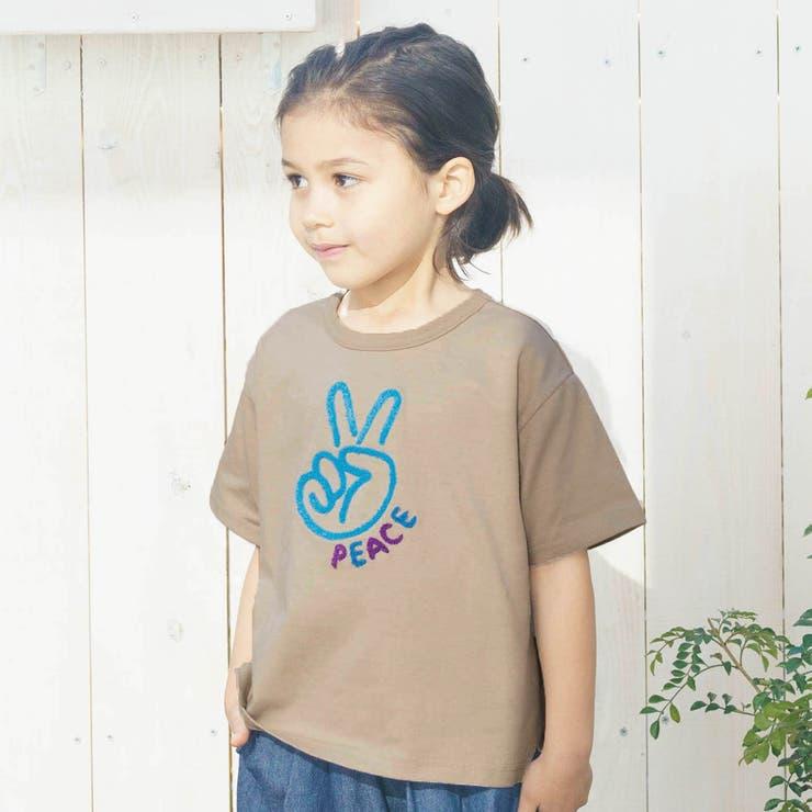 5色5柄サガラ刺繍Tシャツ | F.O.Online Store | 詳細画像1