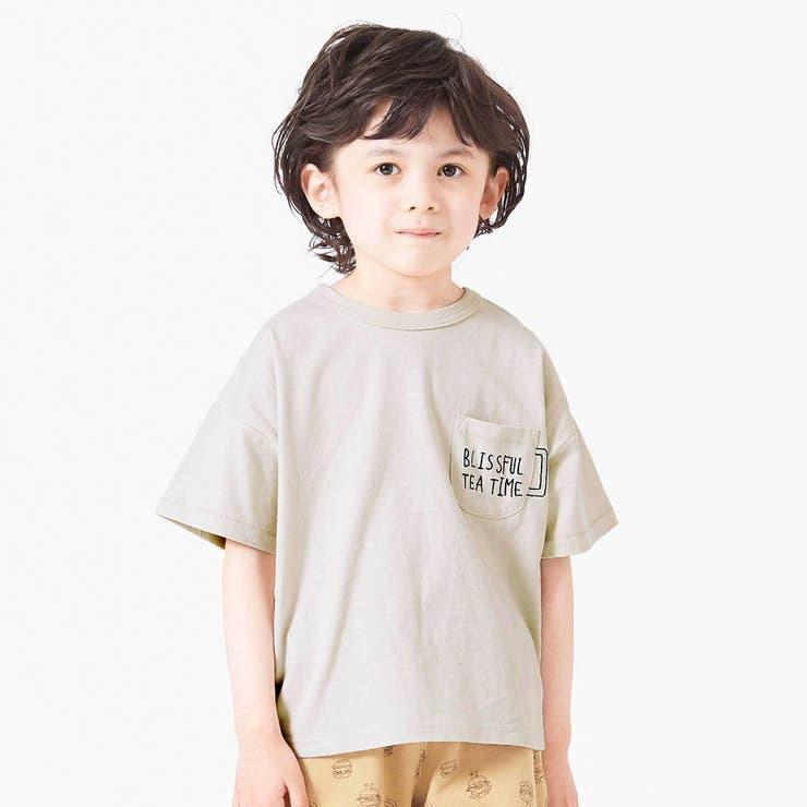 WEB限定ポケットモチーフTシャツ | F.O.Online Store | 詳細画像1