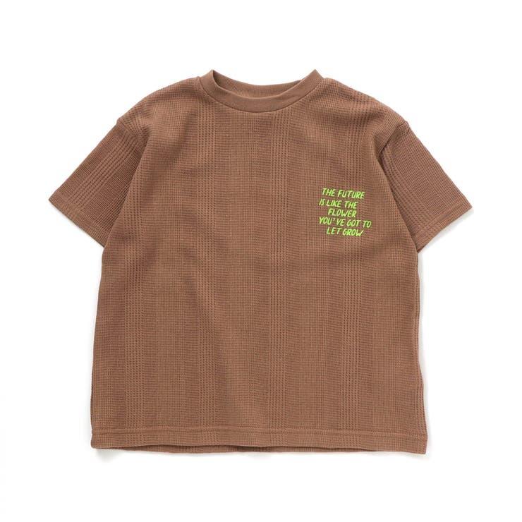 ワッフルTシャツ | F.O.Online Store | 詳細画像1