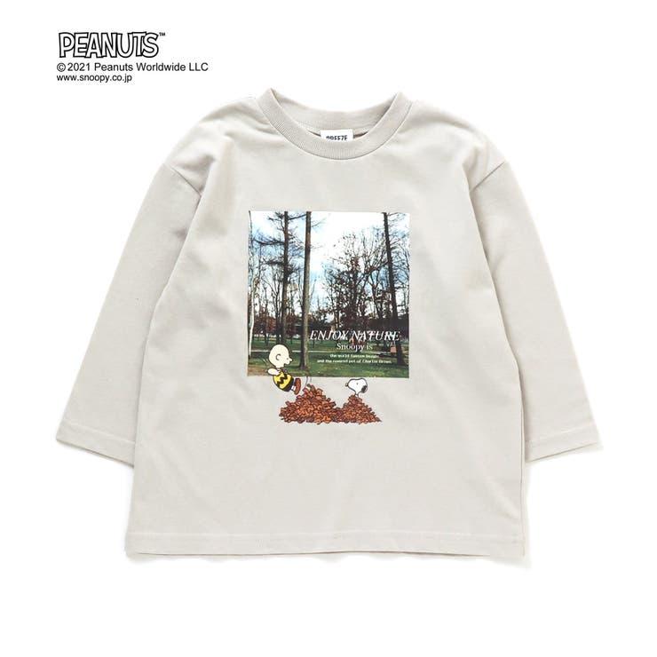 PEANUTS アウトドアフォトTシャツ(スヌーピー) | F.O.Online Store | 詳細画像1
